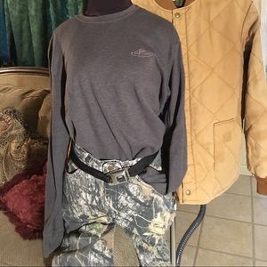 Camouflage Jeans Pants Preloved